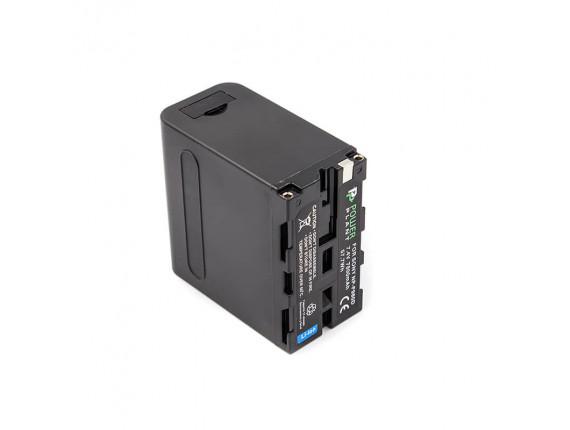 Аккумулятор Sony NP-F980D - PowerPlant (CB970162)