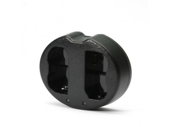 Зарядное устройство PowerPlant Dual для Nikon EN-EL14 (DV00DV3390)