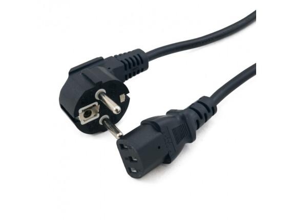 Кабель питания Extradigital Euro Power Cable, euro-C13, 18 AWG, 1.8m (KBP1655)