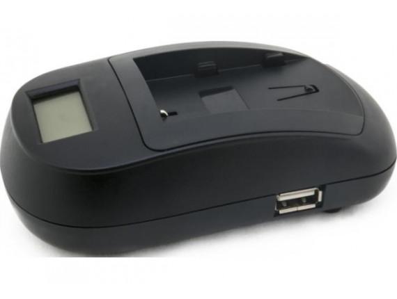 Зарядное устройство Extradigital DC-500 для Sony NP-FW50 (CHS5132)