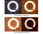 Набор кольцевого LED света Tolifo R-48B Lite+NP-F750