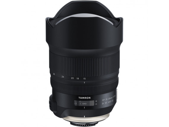 Объектив Tamron SP 15-30mm F/2.8 Di VC USD G2 для Nikon
