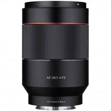 Объектив Samyang AF 35mm F1.4 FE Sony E (F1211006101)