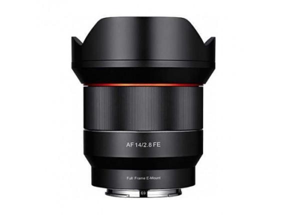 Объектив Samyang AF 14mm F2.8 EF Canon EF (F1110601103)