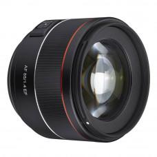 Объектив Samyang AF 85mm F1.4 EF Canon EF (F1111201103)