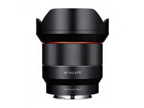 Объектив Samyang AF 14mm F2.8 F Nikon F (F1110603103)