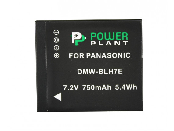 Аккумулятор Panasonic DMW-BLH7 - PowerPlant (DV00DV1406)
