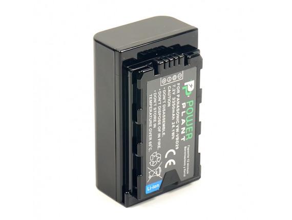 Аккумулятор Panasonic VW-VBD29 - PowerPlant (CB970070)