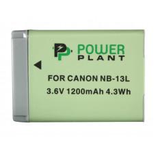Аккумулятор Canon NB-13L - PowerPlant (DV00DV1403)