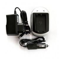 Зарядное устройство PowerPlant для Panasonic DMW-BCL7, DMW-BCM13E, AHDBT-301 (DV00DV2357)