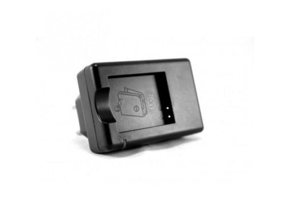 Зарядное устройство PowerPlant Slim для Canon NB-6L, Samsung SLB-10A (DVOODV2232)