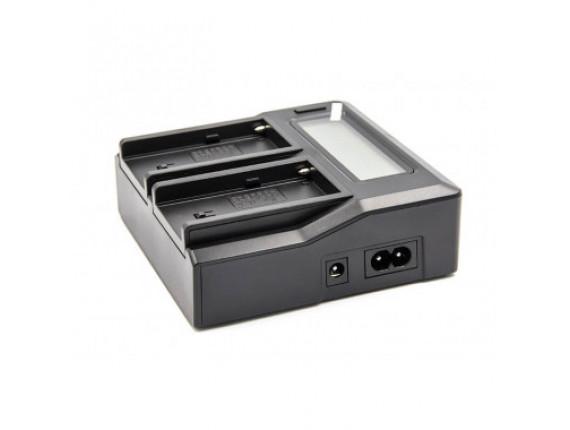 Зарядное устройство PowerPlant Dual для Sony NP-F970 (CH980222)