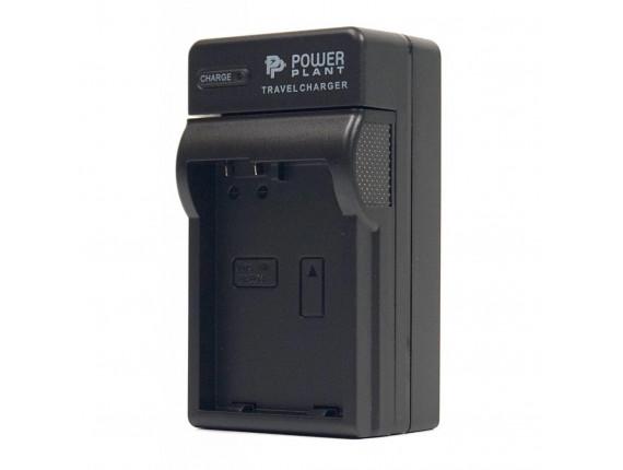 Зарядное устройство PowerPlant Slim для Nikon EN-EL14 (DVOODV2290)
