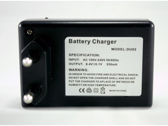 Зарядное устройство PowerPlant для Nikon EN-EL15 Slim (DVOODV2309)