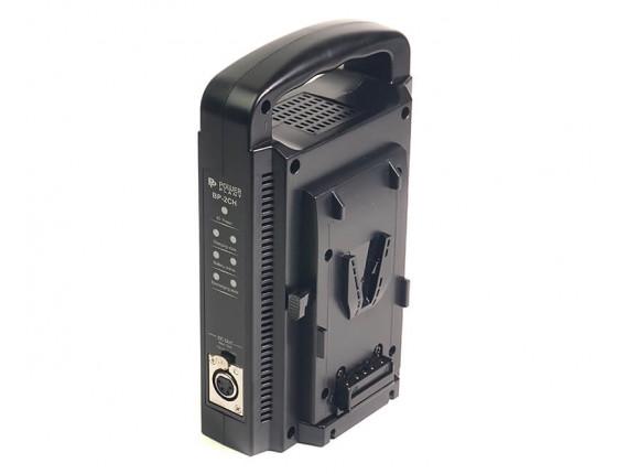 Зарядное устройство PowerPlant Dual для Sony BP-95W, 150W, 190W V-mount (CH980086)