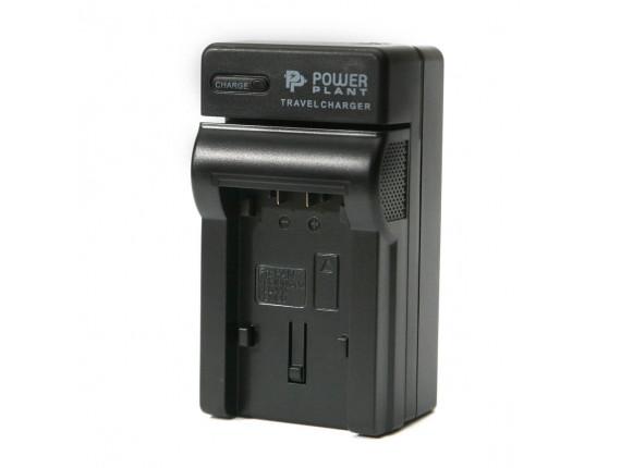 Зарядное устройство PowerPlant для Panasonic VW-VBY100, VW-VBT380 (DVOODV3387)