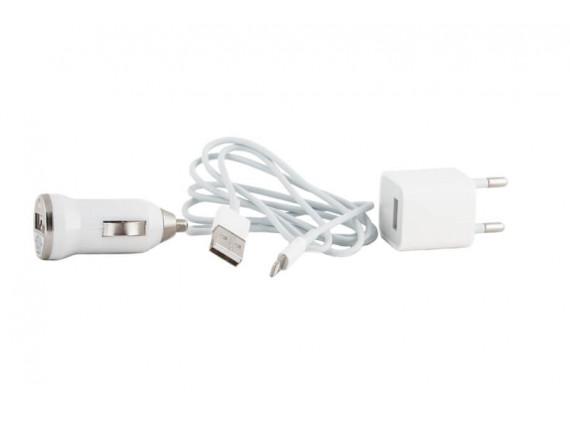 Зарядное устройство PowerPlant USB - Lightning (DV00DV5041)