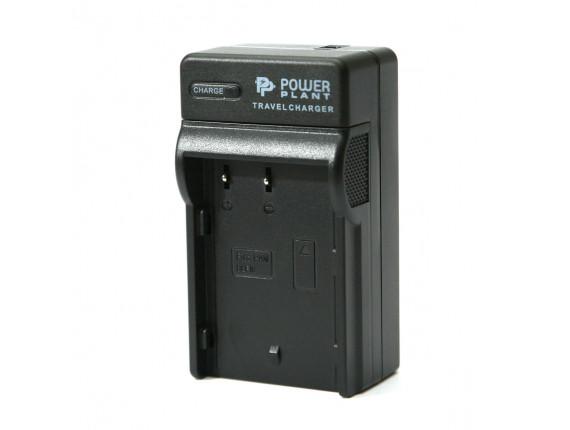 Сетевое зарядное устройство PowerPlant для Panasonic DMW-BLF19 (DV00DV2355)