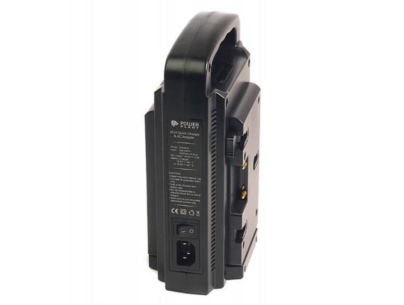 Зарядное устройство PowerPlant Dual для Sony AN-150W, AN-190W (CH980079)