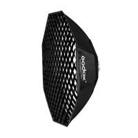 Софтбокс октагон с сотами Godox SB-FW95 (95см)