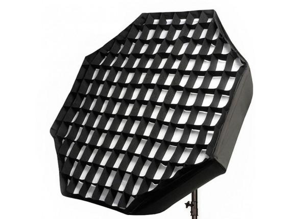 Софтбокс зонт октагон с сотами Godox SB-UE120 (120см)