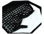 Софтбокс зонт октагон с сотами Godox SB-UE80 (80см)
