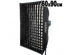 Софтбокс зонт с сотами Godox SB-USW6090 (60x90см)