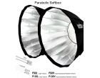 Софтбокс параболический Godox P120H (120см)