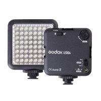 Накамерный свет Godox LED64