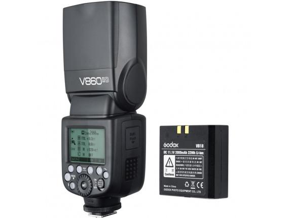 Вспышка Godox V860IIC Ving TTL for Canon