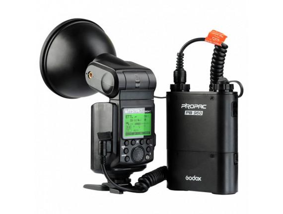 Вспышка Godox AD360II-N Witstro for Nikon