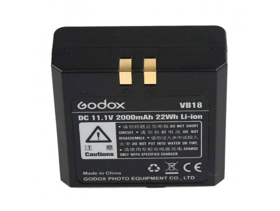 Аккумулятор Godox VB-18 (для V850II / 860II)