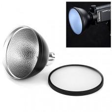 """Рефлектор с диффузором Godox AD-S2 4.7"""" (для AD360 / AD200)"""