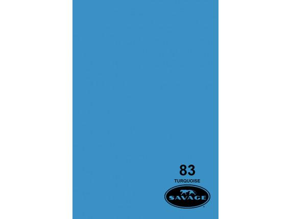 Фон бумажный Savage Widetone Turquoise 1.36m x 11m