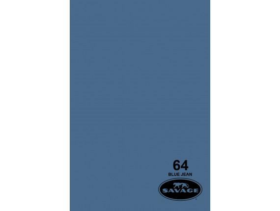 Фон бумажный Savage Widetone Blue Jean 2.72m x 11m