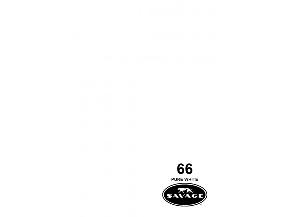 Фон бумажный Savage Widetone Pure White 2.72m x 11m