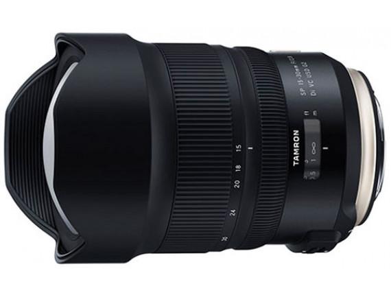 Объектив Tamron SP 15-30mm F/2.8 Di VC USD G2 для Canon