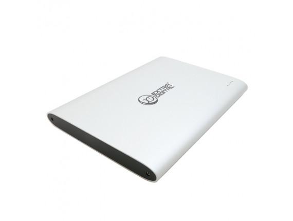 Внешний аккумулятор Extradigital YN-034Q Silver (PBU3423)