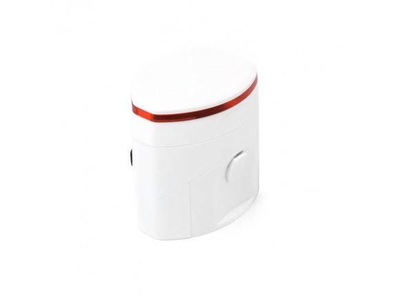 Сетевой адаптер ExtraDigital 2 х USB White (CUA1528)