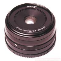 Объектив Meike 28mm f/2.8 MC X-mount для Fujifilm (MKEF2828)