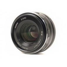 Объектив Meike 50mm f/2.0 MC FX-mount для Fujifilm (MKEF5020)
