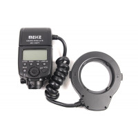 Кольцевая макровспышка Meike MK-14EXT для Canon (RT960125)