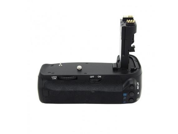 Батарейный блок Meike MK70D для Canon EOS 70D, 80D (Canon BG-E14)