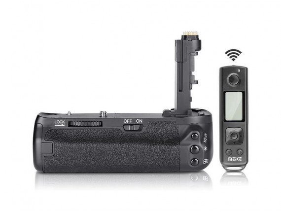 Батарейный блок Meike MK-6D2 PRO для Canon 6D Mark II (BG950096)