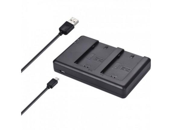 Зарядное устройство FB Dual для Sony NP-FZ100 (FB-DC-DU-FZ100)