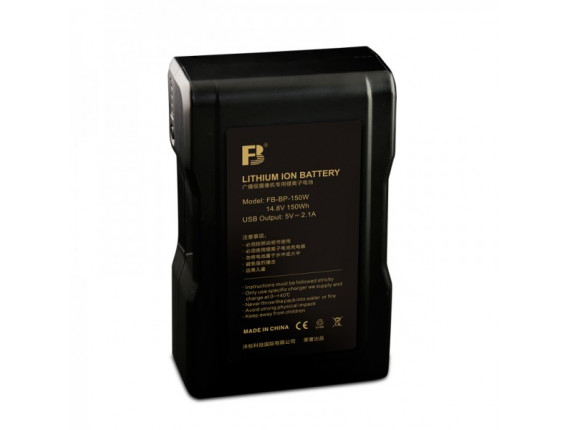 Аккумулятор FB BP-150W Sony (V-mount)