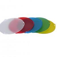 Набор цветных фильтров NiceFoto SN-518 (для рефлектора 7