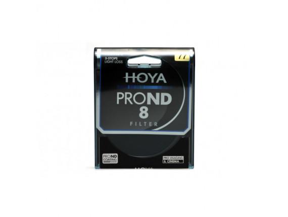 Светофильтр Hoya Pro ND 8 62mm
