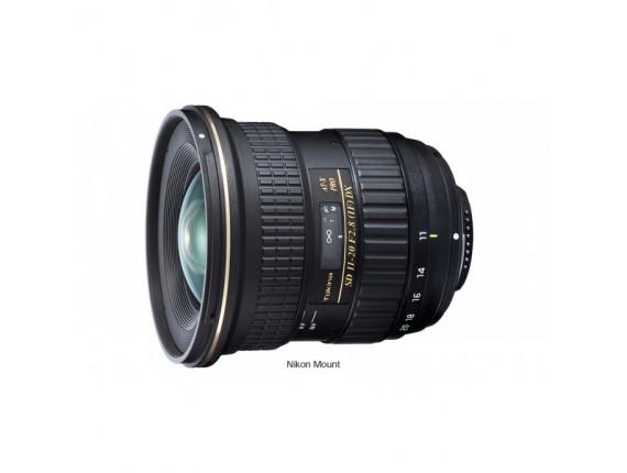 Объектив Tokina AT-X PRO DX 14-20mm f/2 (Nikon)