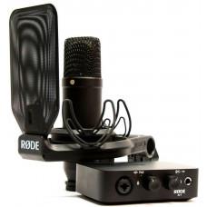 Комплект для звукозаписи Rode NT1 + Ai-1 Interface Bundle
